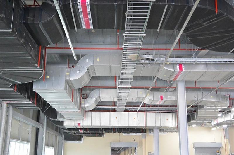 Thiết kế hệ thống cơ điện công trình