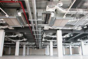 Cấp khí tươi cho các hệ thống điều hòa không khí